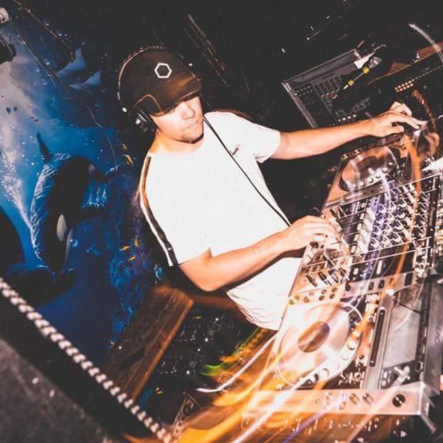 Kasger DJ support for Maduk at Drum & Bass Klubben
