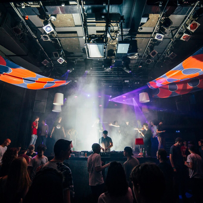 Kasger DJ at High Tea Haarlem 2018