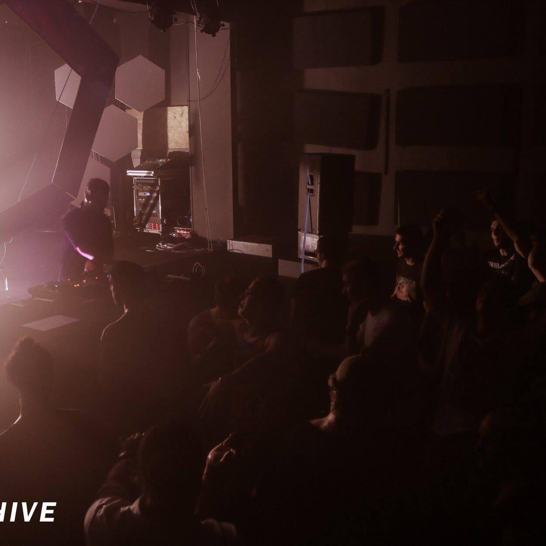 Kasger DJ at SUBHIVE 2018, Aalborg, Denmark
