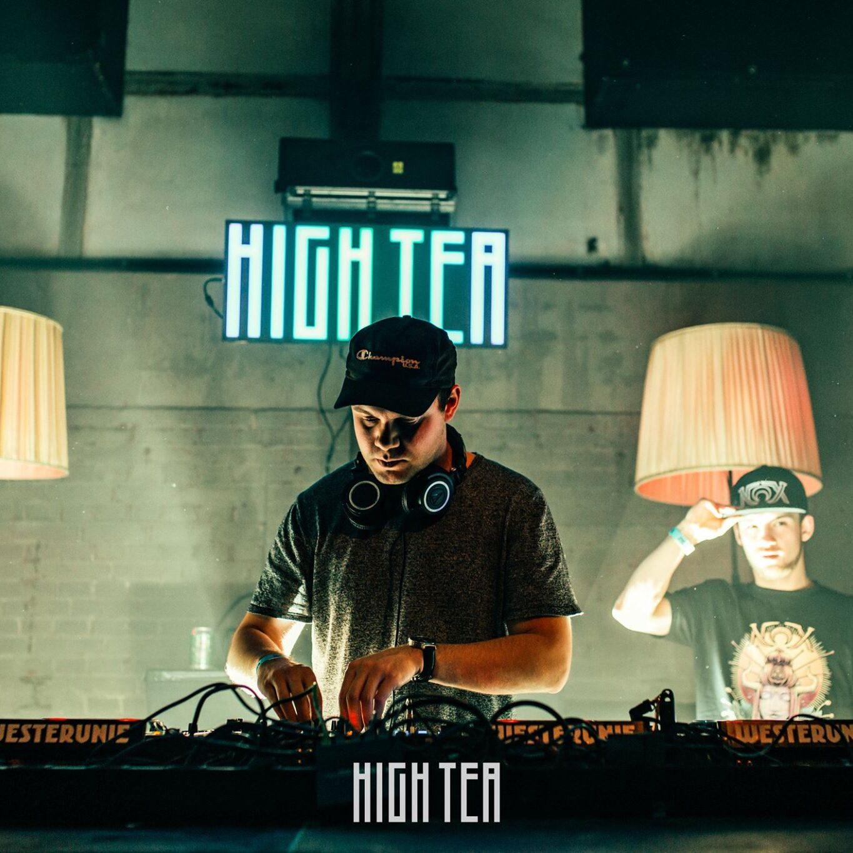 Kasger DJ at High Tea Amsterdam 2019